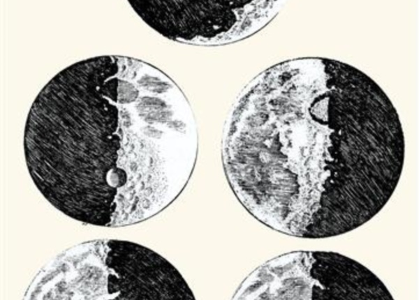 Galileo Sidereus Nuncius Immagini della Luna