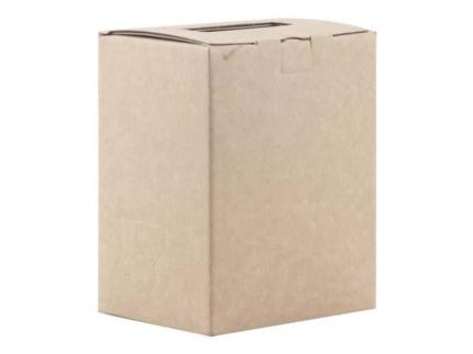 Bag in Box 5 litri personalizzabile avana