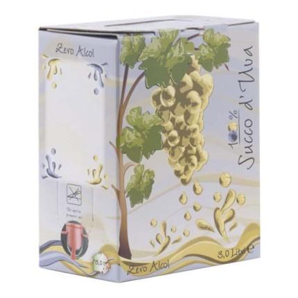 Bag in Box 3 litri Stampa succo di uva