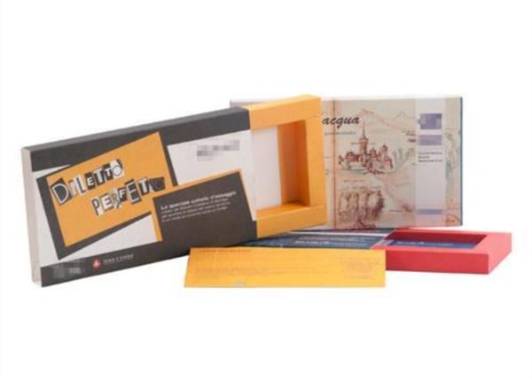 Astuccio a cassetto con bordo largo  Packaging - Espositori - Bag in Box