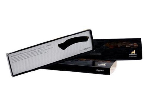 Astuccio a cassetto per coltello con interno sagomato| Packaging - Espositori - Bag in Box