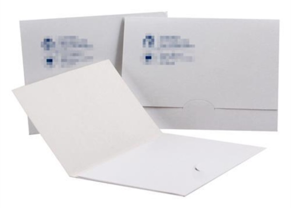 Busta porta referti| Packaging - Espositori - Bag in Box