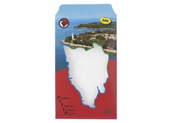 Busta con finestratura personalizzata| Packaging - Espositori - Bag in Box