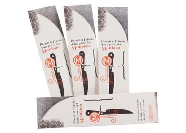 Busta per coltello| Packaging - Espositori - Bag in Box