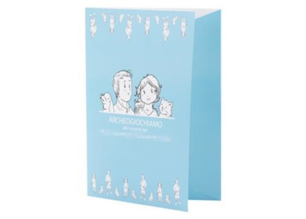 Cartellina 2 lembi  Packaging - Espositori - Bag in Box