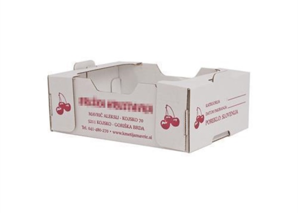 Cassetta per frutta| Packaging - Espositori - Bag in Box