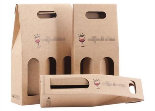 Confezioni per bottiglie con stampa 2 colori| Packaging - Espositori - Bag in Box