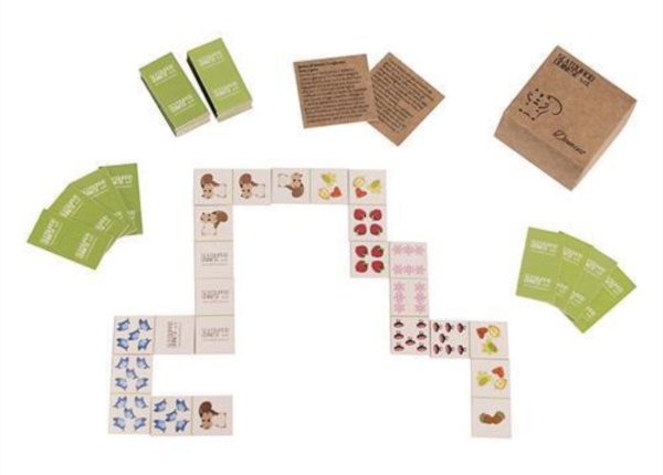 Domino in cartoncino  Packaging - Espositori - Bag in Box