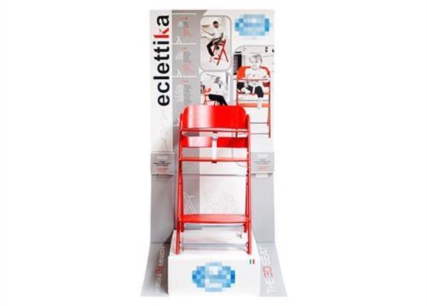 Espositore per sedia| Packaging - Espositori - Bag in Box