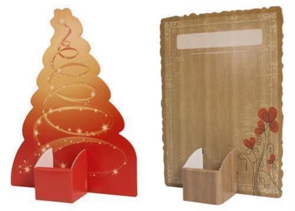 Espositori da banco per 1 bottiglia| Packaging - Espositori - Bag in Box
