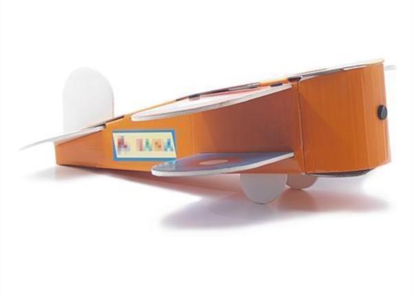 Aereo in cartoncino  Packaging - Espositori - Bag in Box