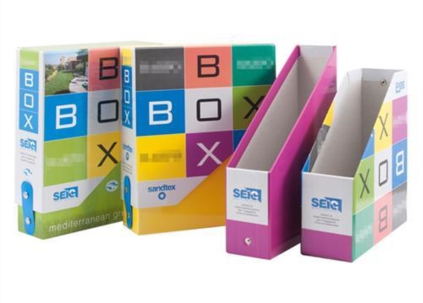 Porta documenti  Packaging - Espositori - Bag in Box
