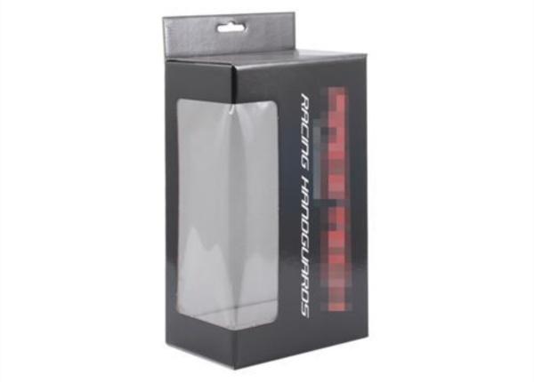Scatola con finestratura angolare  Packaging - Espositori - Bag in Box