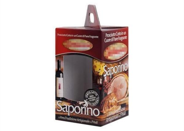 Scatola finestrata con vernice UV  Packaging - Espositori - Bag in Box