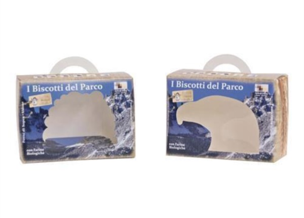 Scatole finestrate per biscotti| Packaging - Espositori - Bag in Box