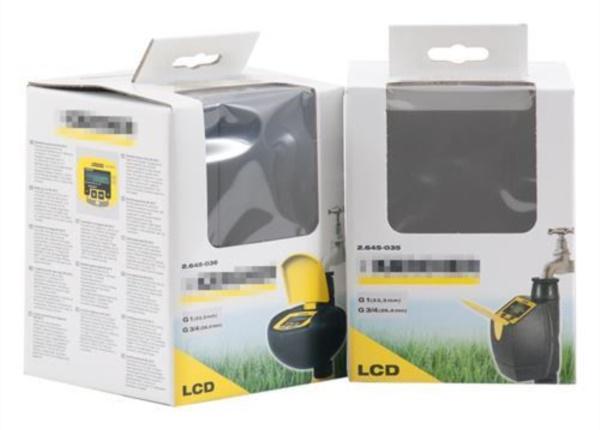 Scatole finestrate con foro europeo  Packaging - Espositori - Bag in Box