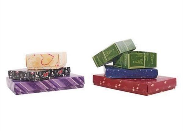 Scatole regalo  Packaging - Espositori - Bag in Box