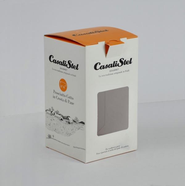 Confezione biscotti  Packaging - Espositori - Bag in Box